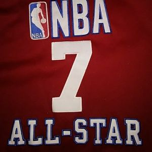 100% authentic cdb83 d0cd8 Men's NBA Karl Malone All-Star Jersey